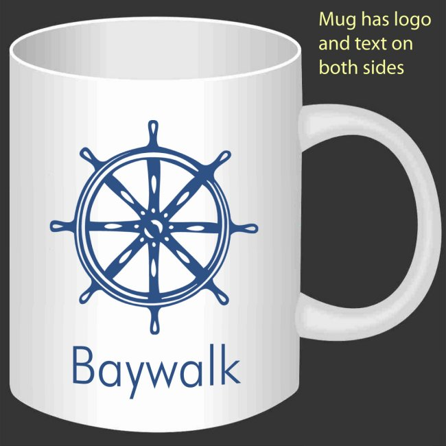 [Baywalk Mug]